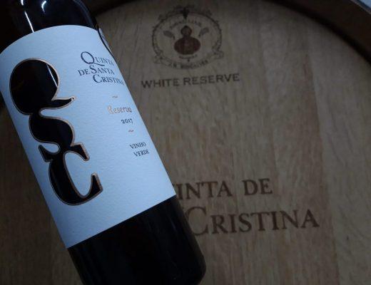"QUINTA DE SANTA CRISTINA RESERVA 2017 WHITE WINE AWARDED AS ""BEST OF SHOW"" AT THE MUNDUS VINI CONTEST"
